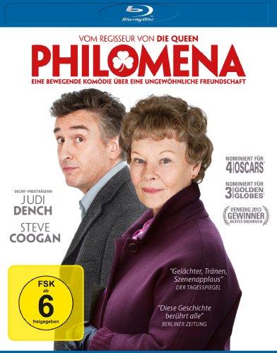 Philomena [Blu-ray] (Rosenkranz Katholischen Audio)