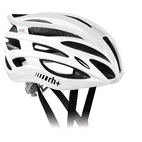 Rh+ casco bike z2in1 shiny white xs/m unisex adulto