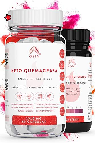 QSTA™ es una marca experta en vitaminas y suplementos para ayudarte a mejorar tu vida diaria, somos lo mas vendido en amazon! Cuando te conviertes en cliente, te ofrecemos acceso GRATUITO a médicos y nutricionistas certificados (SIN COSTO: DOCTORES Y...