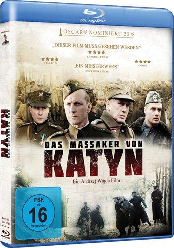 Das Massaker von Katyn (Blu-ray)