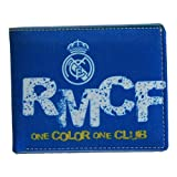#7: Real Madrid C.F. Bi-Fold Wallet Slogan