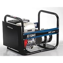 Generador eléctrico SDMO INTENS HX 6000 Honda Motor ...