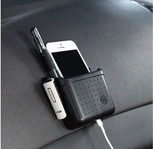 Auto Aufbewahrungsbox Hot Sale Universal Auto Handy Halter schwarz Handy Ladebox Halter Tasche Organizer Auto Sitz Tasche Aufbewahrung