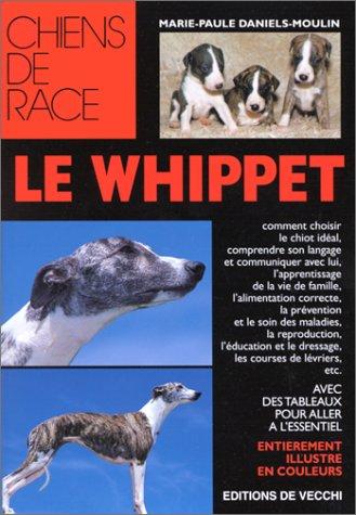 Le whippet par Marie-Paule Daniels-Moulin