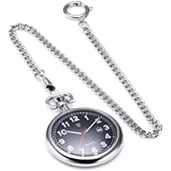 MTS Pocket Watch With Chain Nr. 370/C1