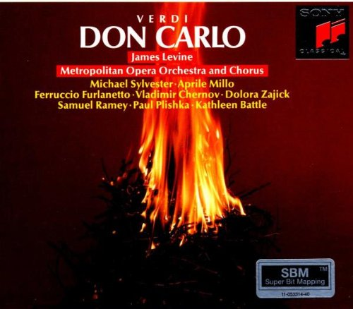don Carlos [Import anglais]