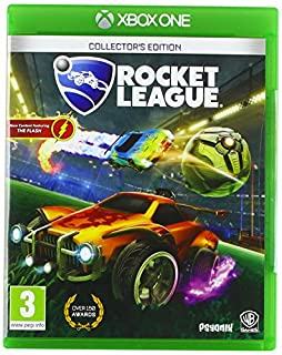 Rocket League Collector's Edition (Xbox One) (B01DVP2N32) | Amazon Products