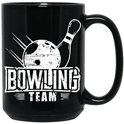 Ball Coffee Black Mug,Usa,Bowling-Lovers,Gift, Coffee Black Mug (Black Bowling Ball)