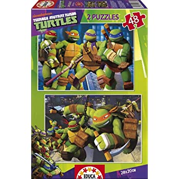 Ravensburger Teenage Mutant Ninja Turtles Half Shell ...