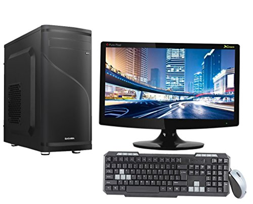 COOL DEAL! CORE 2 DUO 2.93GHz CPU / 4GB RAM/ 500GB HDD / ATX CABINET WITH 18″ LED DESKTOP PC COMPUTER