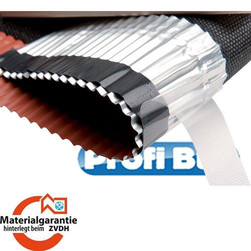 First- und Gratrolle 360MM x 5LFM (Extra Breit für Tonziegel) Verschiedene Farben lieferbar! (Schwarz | Standardfarbe)