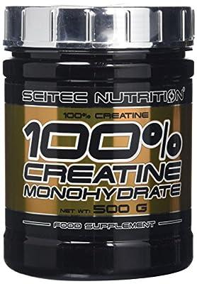 100% CREATINE MONOHYDRATE 100% Creatine from SCITEC