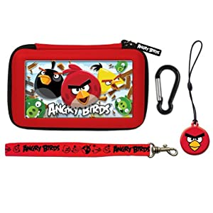 """Tasche für Nintendo DS Lite i 3DS """"Angry Birds"""""""