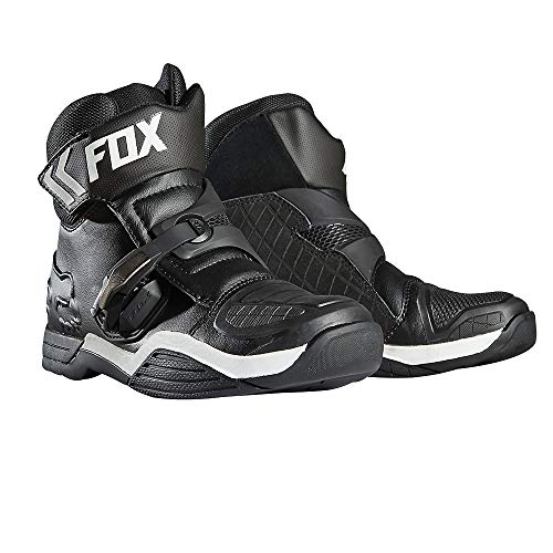 Fox Motocross-Stiefel Bomber Schwarz Gr. 44