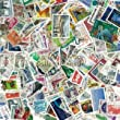 France - Collection de 600 timbres diff�rents