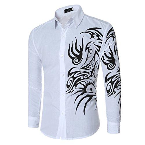 YL –  Camicia Casual  – Uomo
