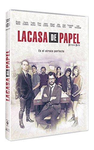 La casa de papel (Primera parte) [DVD]