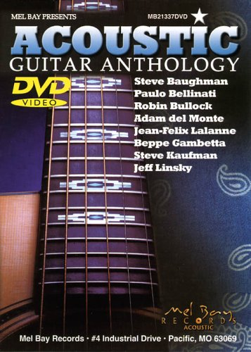 ACOUSTIC GUITAR ANTHOLOGY REINO UNIDO DVD