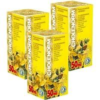 Cholenorm Phyto Konzentrat - Pack von 3 - 21 Tage Kurs - Natürliche Pflanzenextrakte Komplex - Effektive Behandlung... preisvergleich bei billige-tabletten.eu