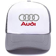 AUD Logo with Y8132E Trucker Hat Baseball Caps Gorras de Béisbol for Men Women Boy Girl