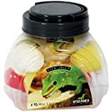 REPTILES PLANET Nourriture lézards  Vita Jelly Mix Lizard 10 Pièces