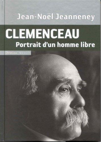CLEMENCEAU PORTRAIT HOMME LIBR