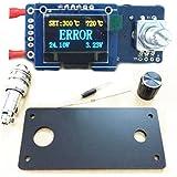 LaDicha T12 Estación De Soldadura Digital Panel De Control De Visualización OLED Kit De Controlador Stc