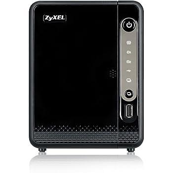 ZyXEL Personal Cloud Storage [2-bay] Domestico con Accesso remoto e Streaming Media [NAS326]