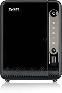 Zyxel Privater Cloud Speicher Storage 2 Bay Nas Für Zuhause 1 3ghz Prozessor