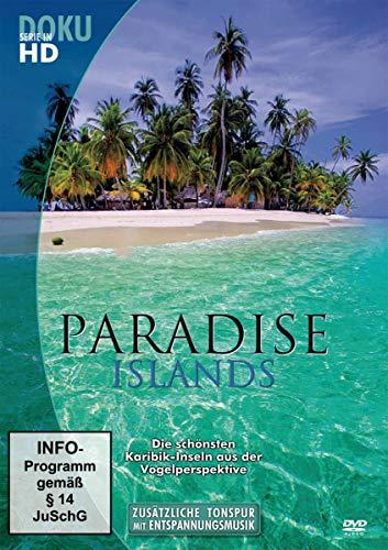 Preisvergleich Produktbild Paradise Islands - Die schönsten Karibik-Inseln aus der Vogelperspektive