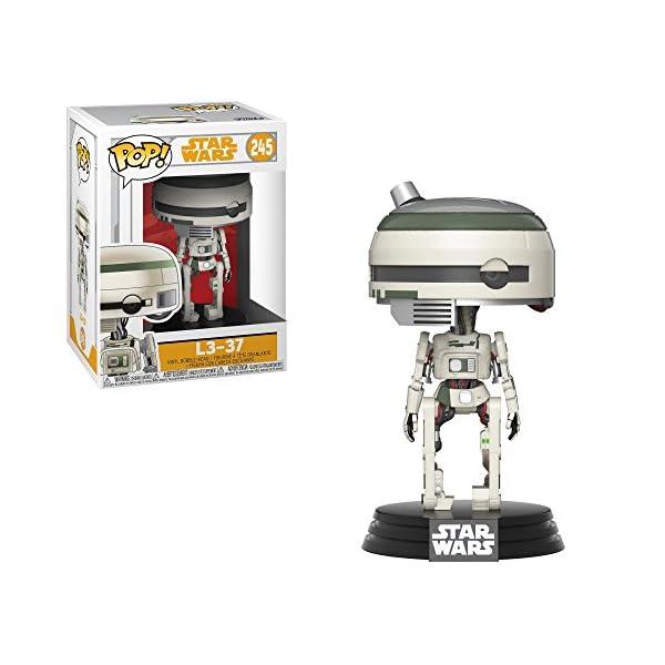 Funko Pop L3-37 (Star Wars 245) Funko Pop Han Solo: Una Película de Star Wars