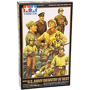 Infanterie U S au Repos 32552 Tamiya Maquette Echelle 1:48