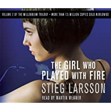 The Girl Who Played With Fire (Millennium Trilogy, Band 2)
