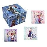 Disney La Reine des neiges Anna et Elsa sur le thème Boîte à bijoux musicale + Lot de 3ordinateurs portables