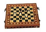 AVM Folding Side Pack 4 Inch Chess 0.5 inch Chess Board