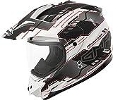 Best Dual Sport Helmet - Gmax GM11D Dual Sport Adventure Full Face Helmet Review