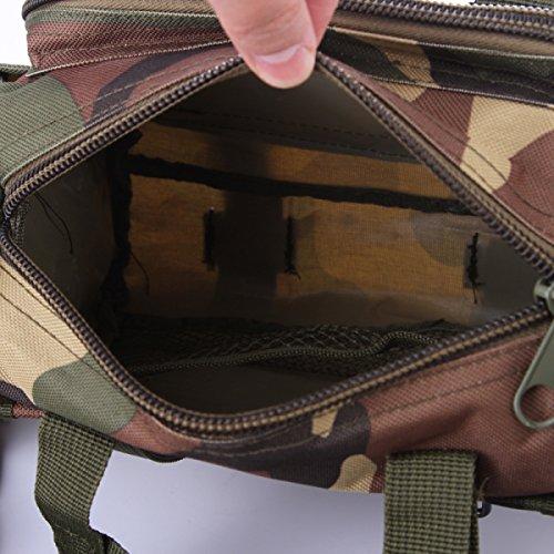 3P Magie Taschen Der Tarnung Multifunktions-Freizeitsport Rucksack Schulterkamera 5