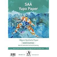Correa de distribución trapezoidal en 25 hojas de papel de Yupo A3 110gsm 420 x 290 mm