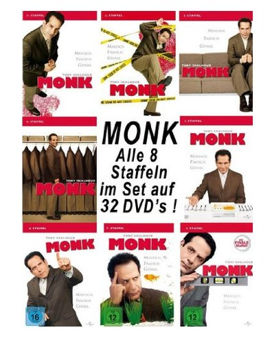 Monk Original Soundtrack