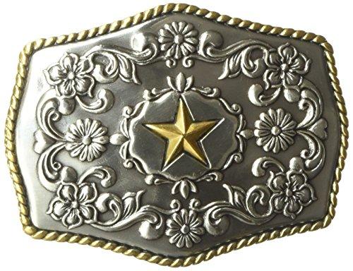 Preisvergleich Produktbild Nocona golden star Gürtelschnalle Western Buckle Cowboy USA