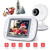 """Best Baby Gifts For All Video Baby Monitors - Video Baby Monitor PRIKIM 3.5"""" Digital Baby Monitor Review"""