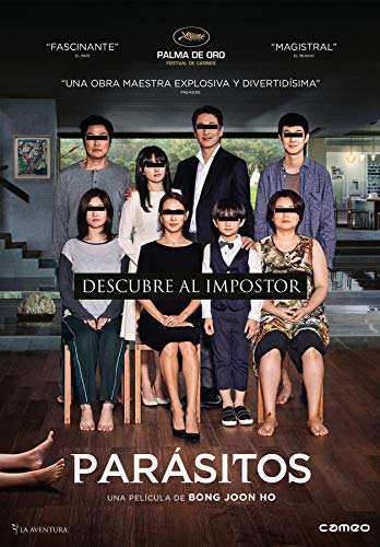 Parásitos [DVD]