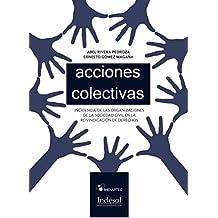Acciones Colectivas: Incidencia de las Organizaciones de la Sociedad Civil en la reivindicación de derechos (Spanish Edition)