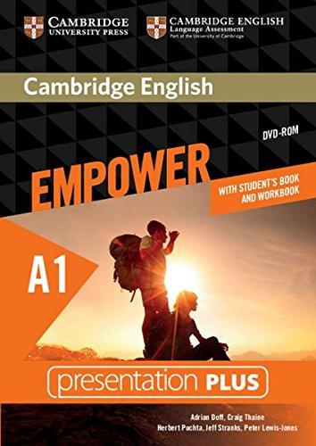 Cambridge English Empower A1: Presentation plus DVD-ROM
