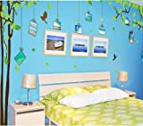 1 X Foto Baum Wandtattoo/Wandaufkleber von Fashion Plaza Modul C2006