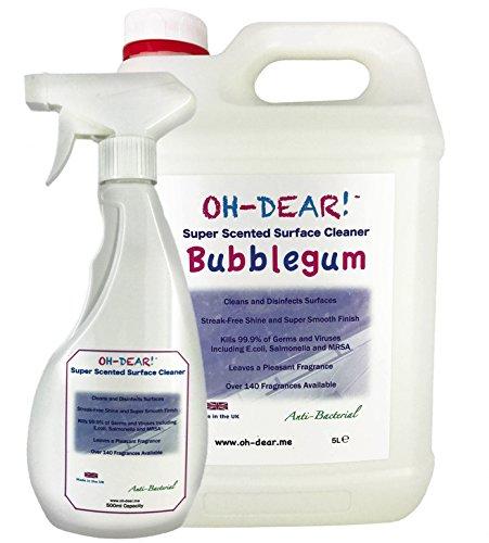 oh-dear-super-aroma-superficie-limpiador-2tamaos-120-fragancias-ocean-breeze-5l-with-free-500ml-spra