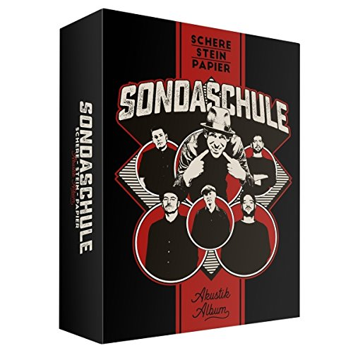 Schere,Stein,Papier (Akustik Album Fan Box)