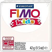 1 St/ück Wirkung FIMO Modelliermasse Polymer Clay Backofen breiter Block Farbe 56 g STAEDTLER FIMO Wirkung transluzent 014