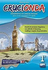 Crucionda. Enigmistica di lingua inglese. Per la Scuola media. Con File audio per il download: 1