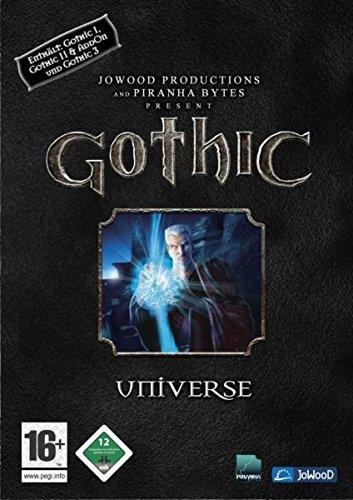 Gothic Universe (Box Teile Mod)